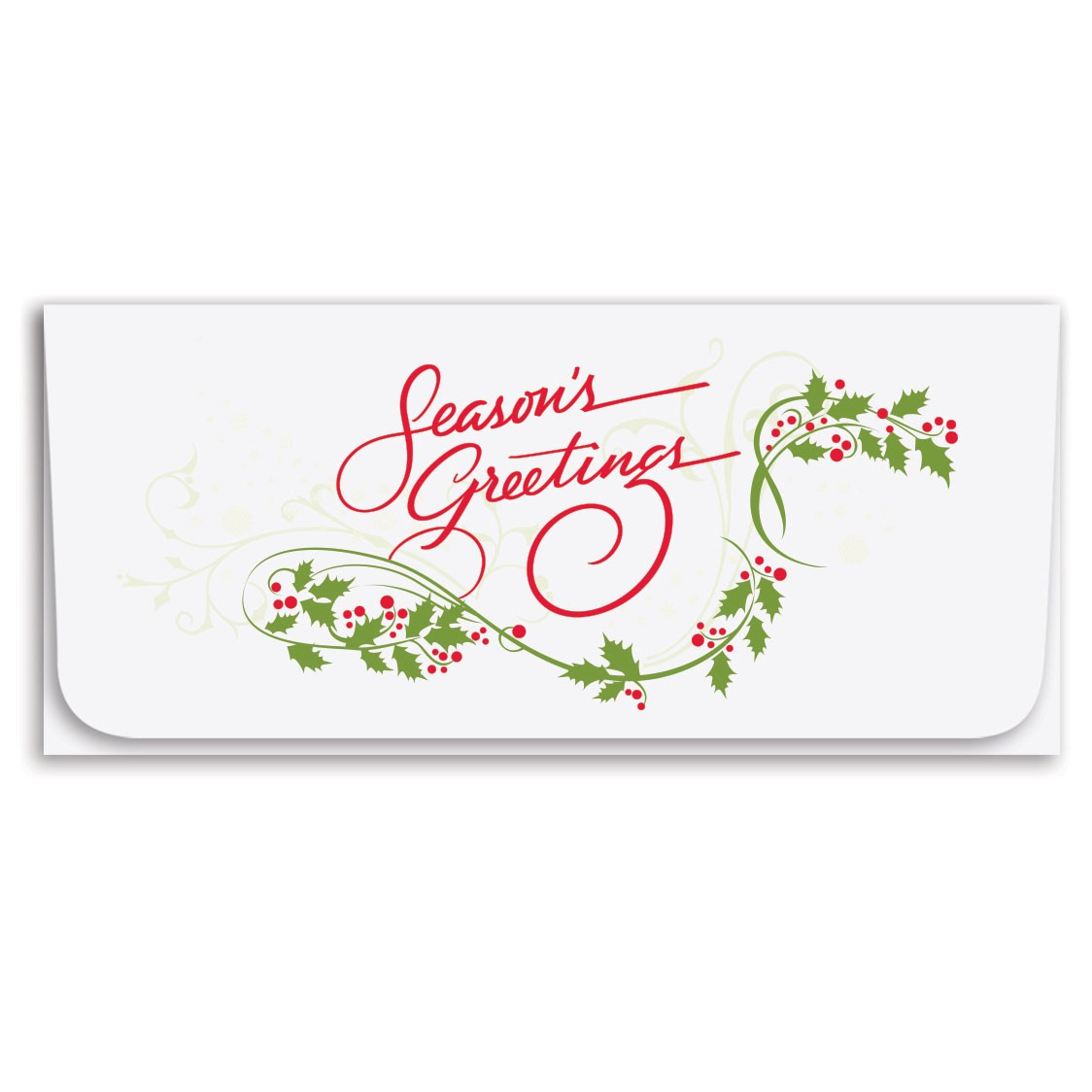 currency envelopes holiday season s greetings lce 298 block