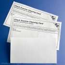EZ Check Scanner Cleaning Card