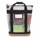 Clear View Courier Bag