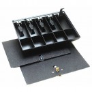 Duraliteandreg; Cash Tray with Flat Key Locking Cover