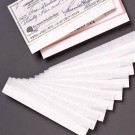 MICR Correction Strips 6 x 1-1/8 Inch