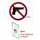 Conceal and Carry Window Decal , Illinois