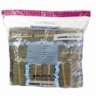 "Tamper-Evident Currency Bundle Bags - 20"" x 20"" Size F"
