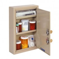 STEELMASTER Compact Medical Security Cabinet