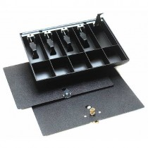Cash Tray with Flat Key Lock Cover