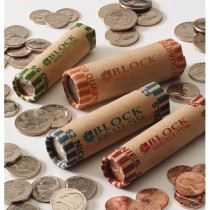 Cartridge Coin Wrappers - Custom Imprinted