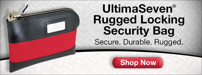 Rugged Ultimaseven Locking Security Bags